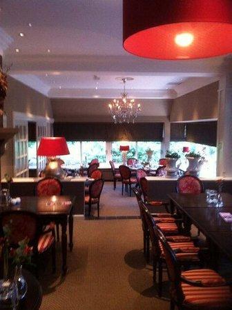 Hotel Dennenheuvel: Eetzaal