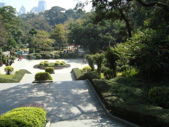 Yuexiu Mountain: View