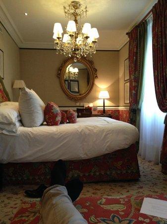 Hotel d'Angleterre: camera