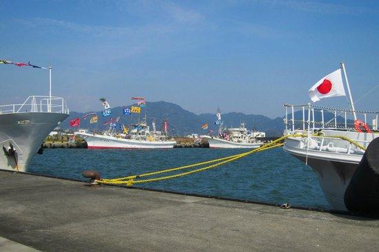 Yaizu, Japan: 焼津港(小川地区)