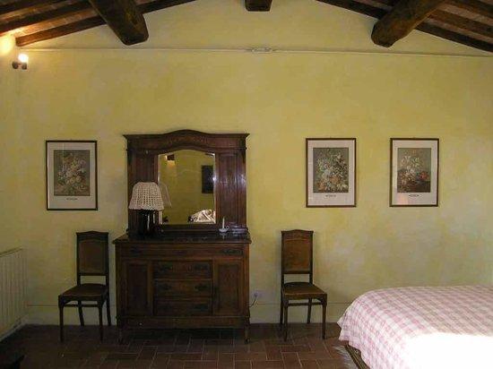 Torre Canvalle : la camera matrimoniale