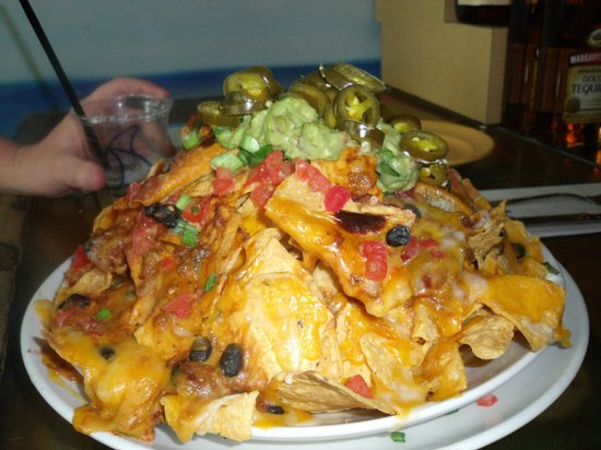 Margaritaville Casino : Nacho Tower Inferno!!!