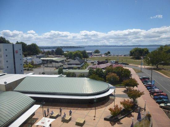 Novotel Rotorua Lakeside : view from room 441