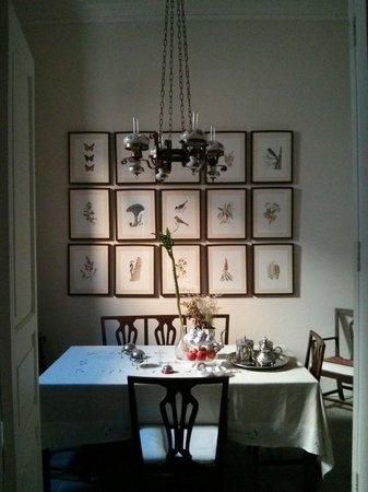 La Casa De Vegueta : Dining room