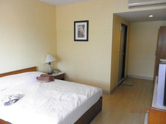 Riviera Resort Pattaya: スタンダード・ダブル(4階)