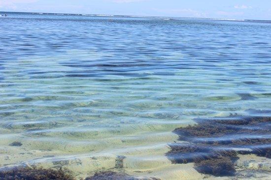 Naviti Resort: Beach