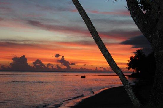 Naviti Resort: Sunset