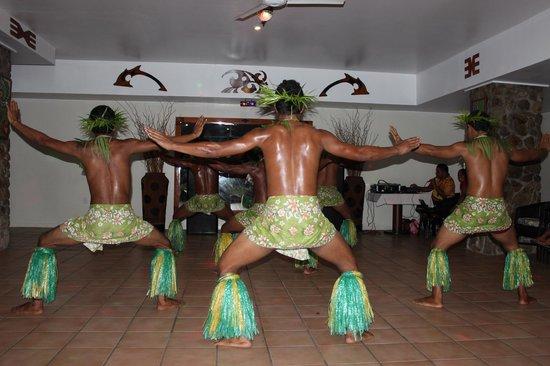 Naviti Resort: Cultural dance