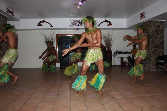 Naviti Resort: Cultural dance