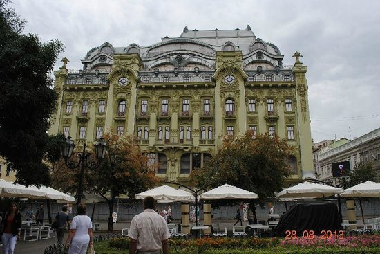 City Garden: Гостиница Большая Московская