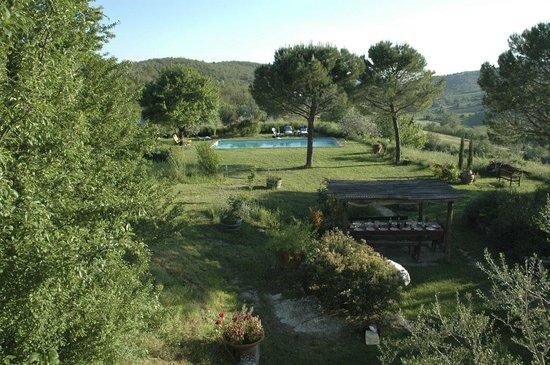 Torre Canvalle : la piscina