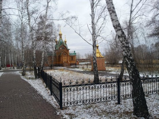 Achairsky Holy Cross Monastery: Территория Монастыря