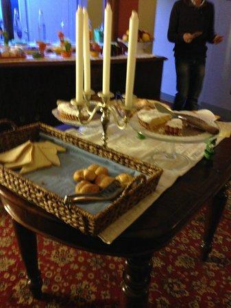 Albergo San Martino: colazione