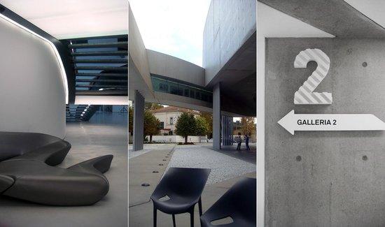 MAXXI - Museo Nazionale Delle Arti del XXI Secolo: Фото