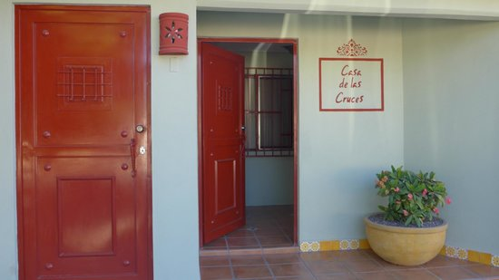 Casa Verde Inn: Entrata