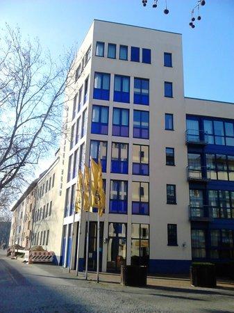 Park Hotel Berlin Neukolln: 3й этаж, № 1034