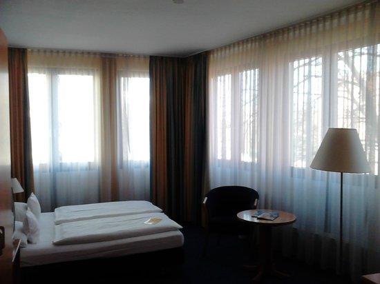 Park Hotel Berlin Neukolln: Номер 1034
