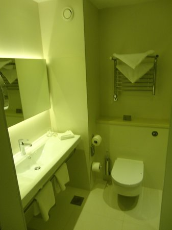 Park Plaza Histria Pula: ванная комната