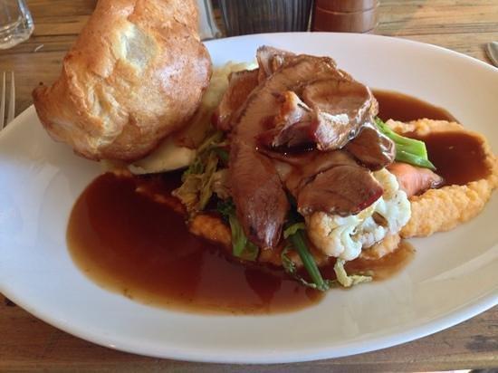 As You Like It: roast leg of lamb