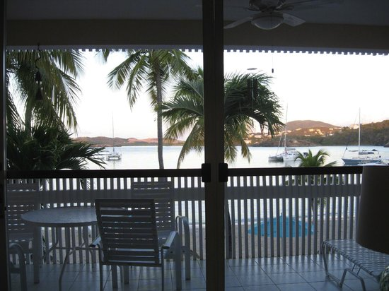 Secret Harbour Beach Resort : Room 222 view