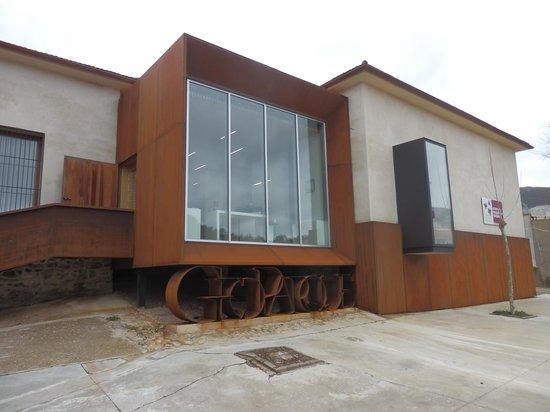 Centro de Recepcion del Visitante del Geoparque Villuercas Ibores Jara