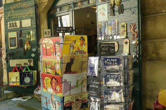 Vieil Aix : Souvenir shop