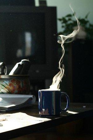 Le Bistrot de Sud-Ouest à Paris : ...un café,......