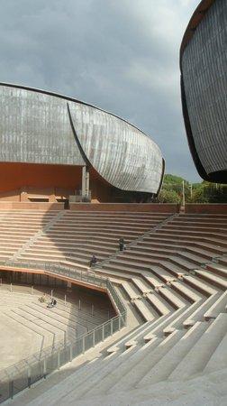 Auditorium - Parco della Musica: Auditorium