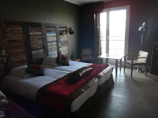 BEST WESTERN Grand Hotel Le Touquet : chambre