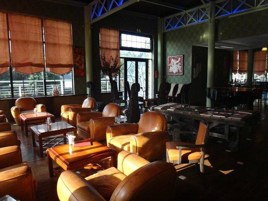BEST WESTERN Grand Hotel Le Touquet : salon