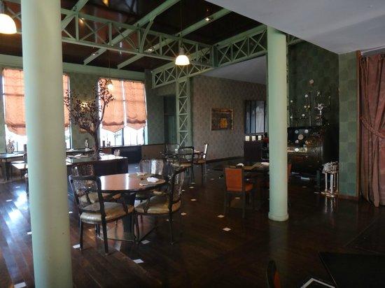 BEST WESTERN Grand Hotel Le Touquet : salle de restaurant