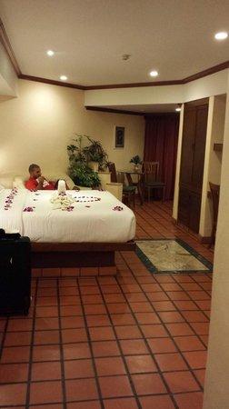 Pacific Club Resort: bedroom