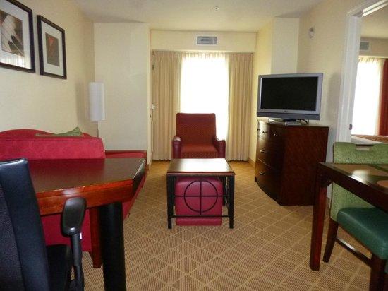 Residence Inn San Antonio SeaWorld®/Lackland : Living Room