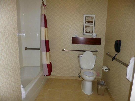 Residence Inn San Antonio SeaWorld®/Lackland : Bathroom