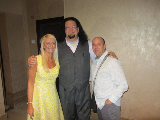 Penn & Teller: After the show in the Foyer