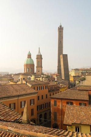 Best Western Hotel San Donato: Panorama Terrazzo