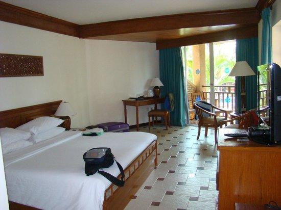 BEST WESTERN Premier Bangtao Beach Resort & Spa : Chambre