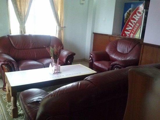 Natron Palace Hotel: Bar lounge