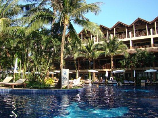 BEST WESTERN Premier Bangtao Beach Resort & Spa : 1 ere piscine