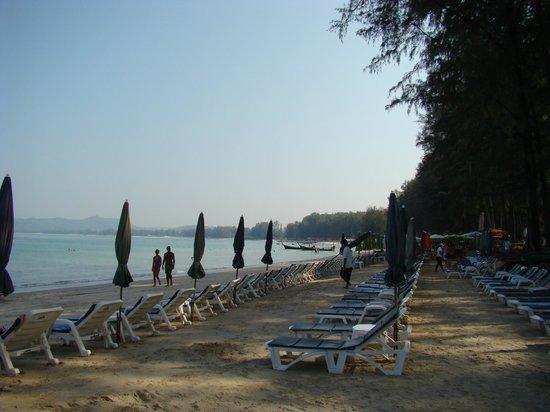 BEST WESTERN Premier Bangtao Beach Resort & Spa : Plage