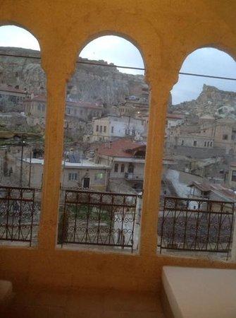 Dere Suites Cappadocia : disari ya bakis