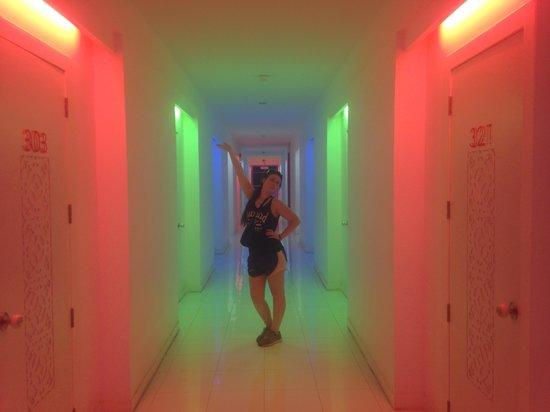 Sino Imperial Phuket : Hallway
