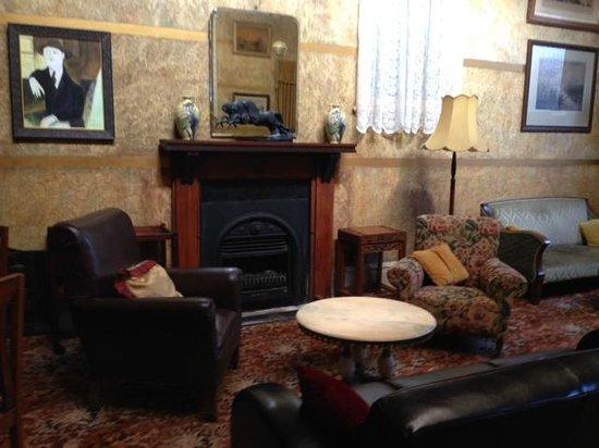 The Midland Hotel: Delightful sitting room