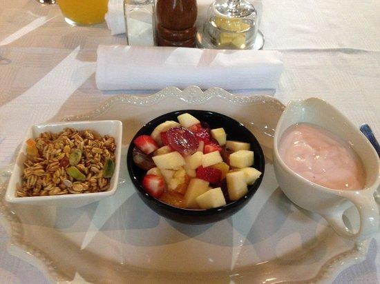 Firlane House : Breakfast