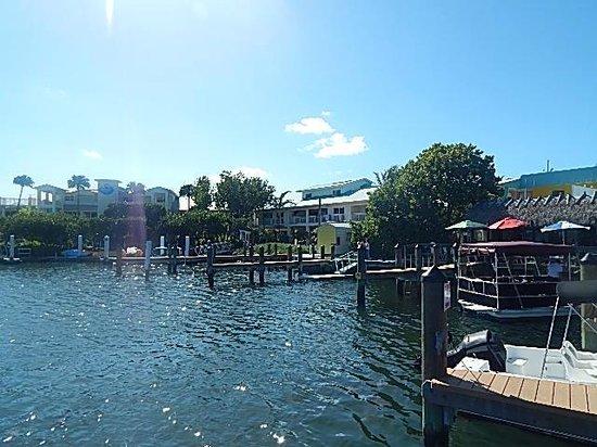 Snappers Oceanfront Restaurant & Bar: Relaxing View