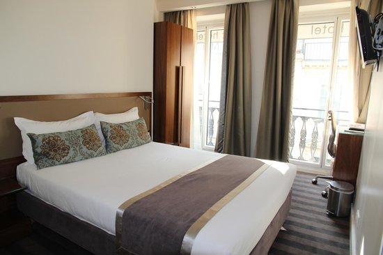 Art Hotel: Chambre Double