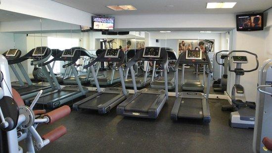 Hotel Alvalade: Gym