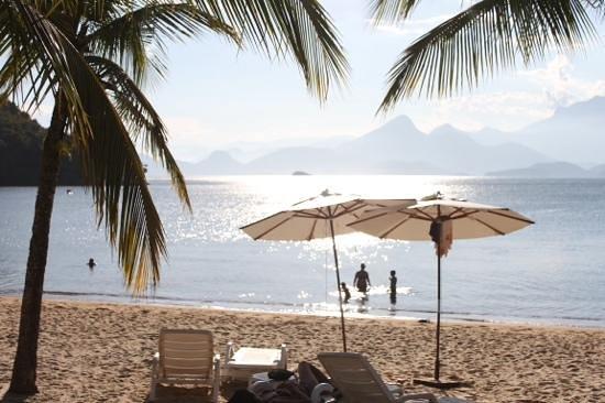 Vila Galé Eco Resort de Angra : vista da praia