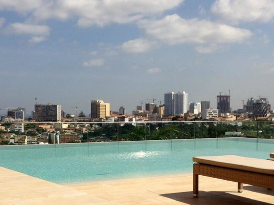 Hotel Alvalade: Pool View