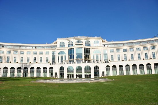 Powerscourt Hotel, Autograph Collection: The back of the Hotel
